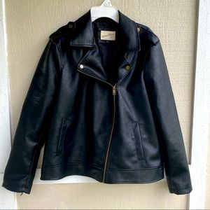Universal Thread | Faux Leather Jacket